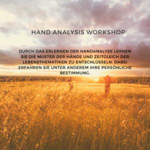 Neuer Workshop im März 2020